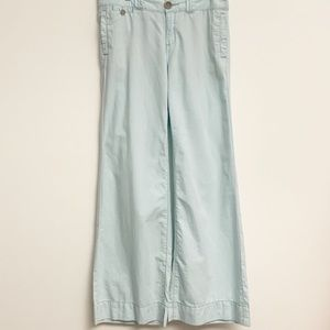 ANTHROPOLOGIE/PILCO -Wide Leg Flare Pants
